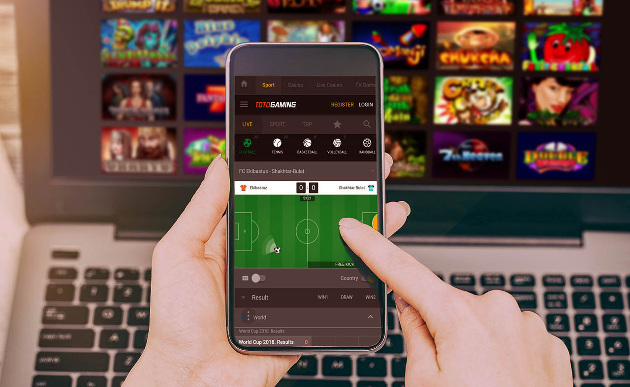 Online casino industrin - nyheter kring iGaming 2018